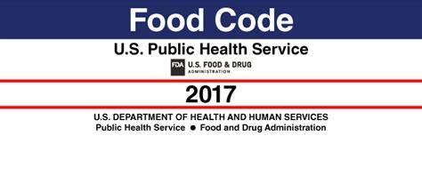 Food Code 2017